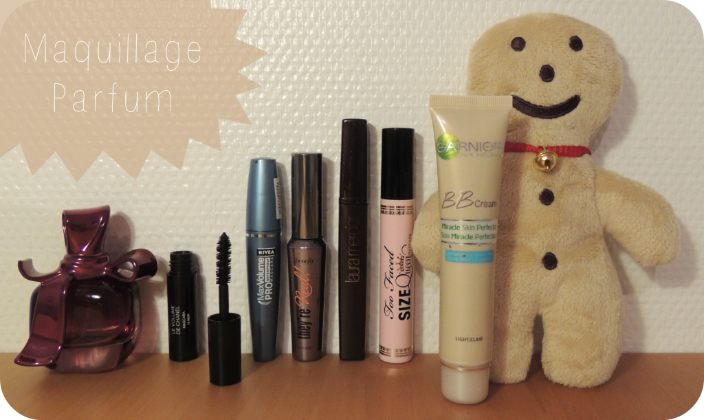 empties maquillage