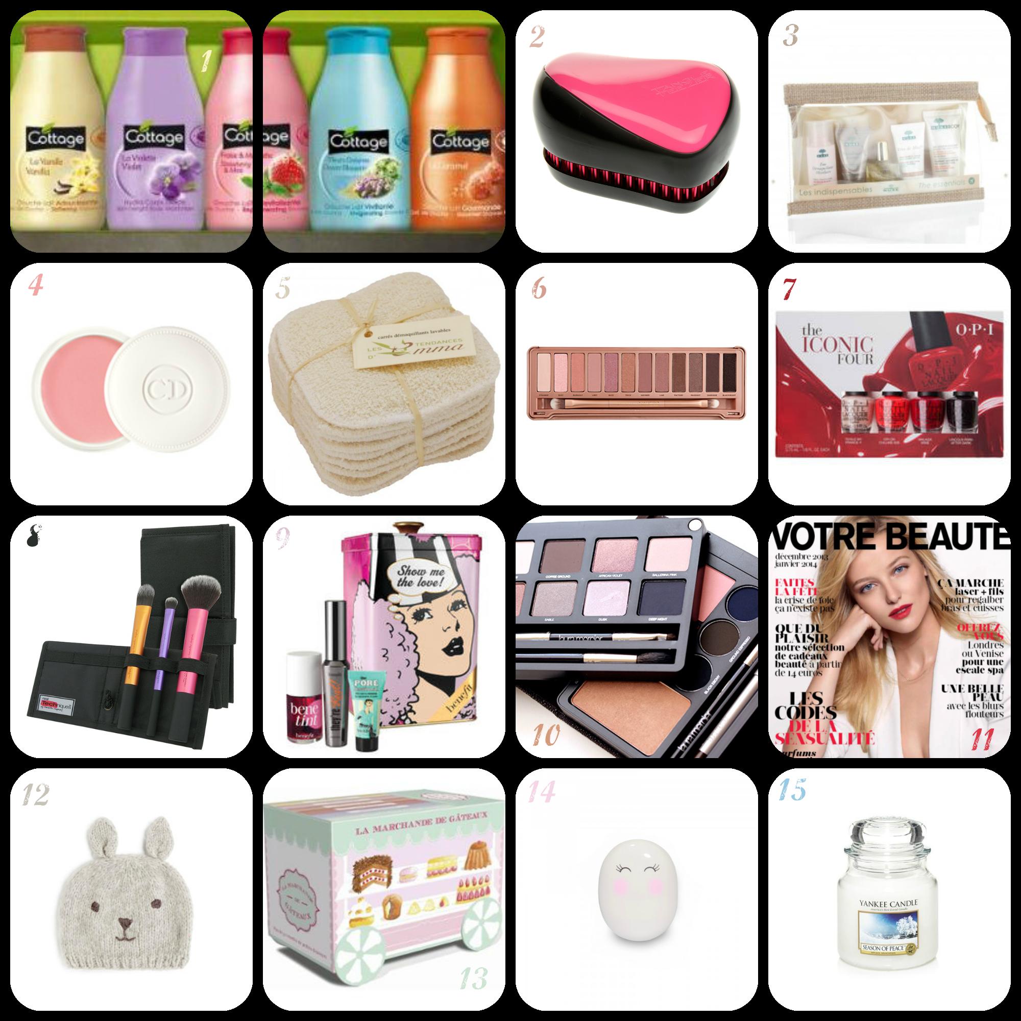 SOS Idées cadeaux de Noël (ou la Wishlist d\'une beauty addict ...