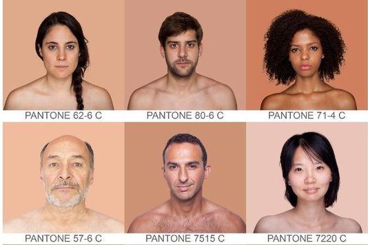 pantone peaux lemonde