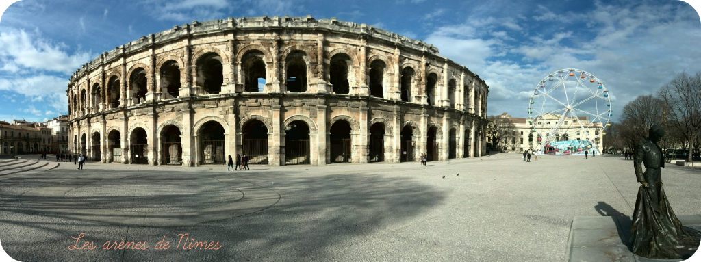 Arenes Nimes a