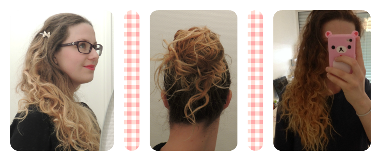 collage cheveux 4