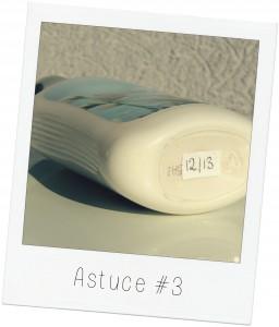 Astuce #3