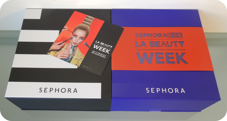 Sephora box 1