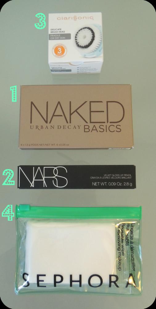 Sephora box 21