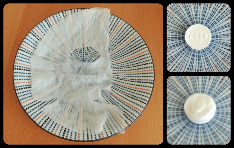 masque collage