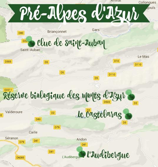 Préalpes d'Azur