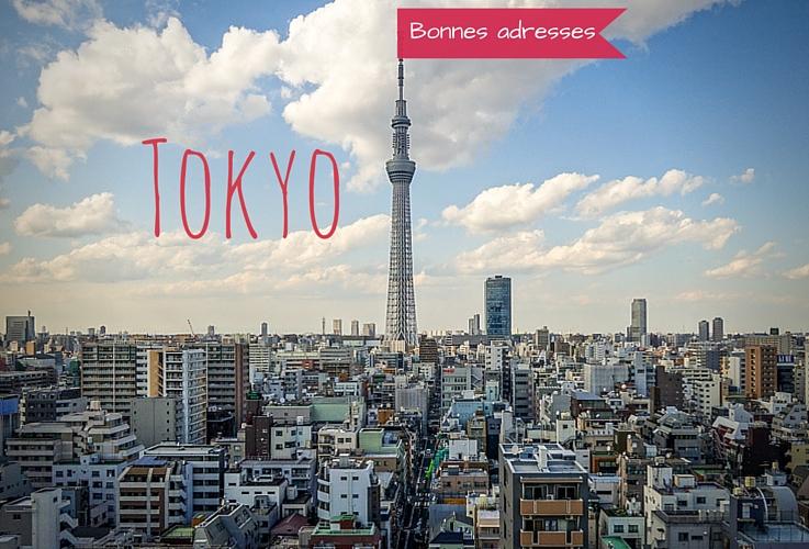 bonnes adresses tokyo