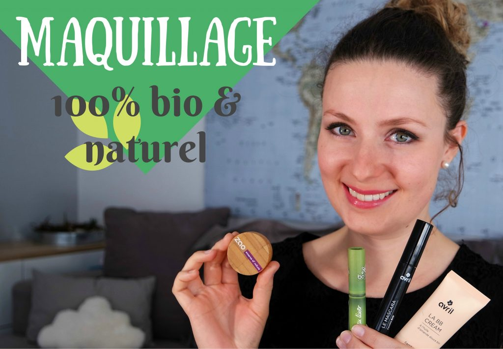 Couleur Caramel OFFICIEL, Maquillage bio, maquillage naturel