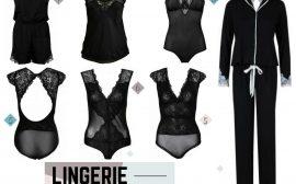 Lingerie loungewear - Lemon Curve