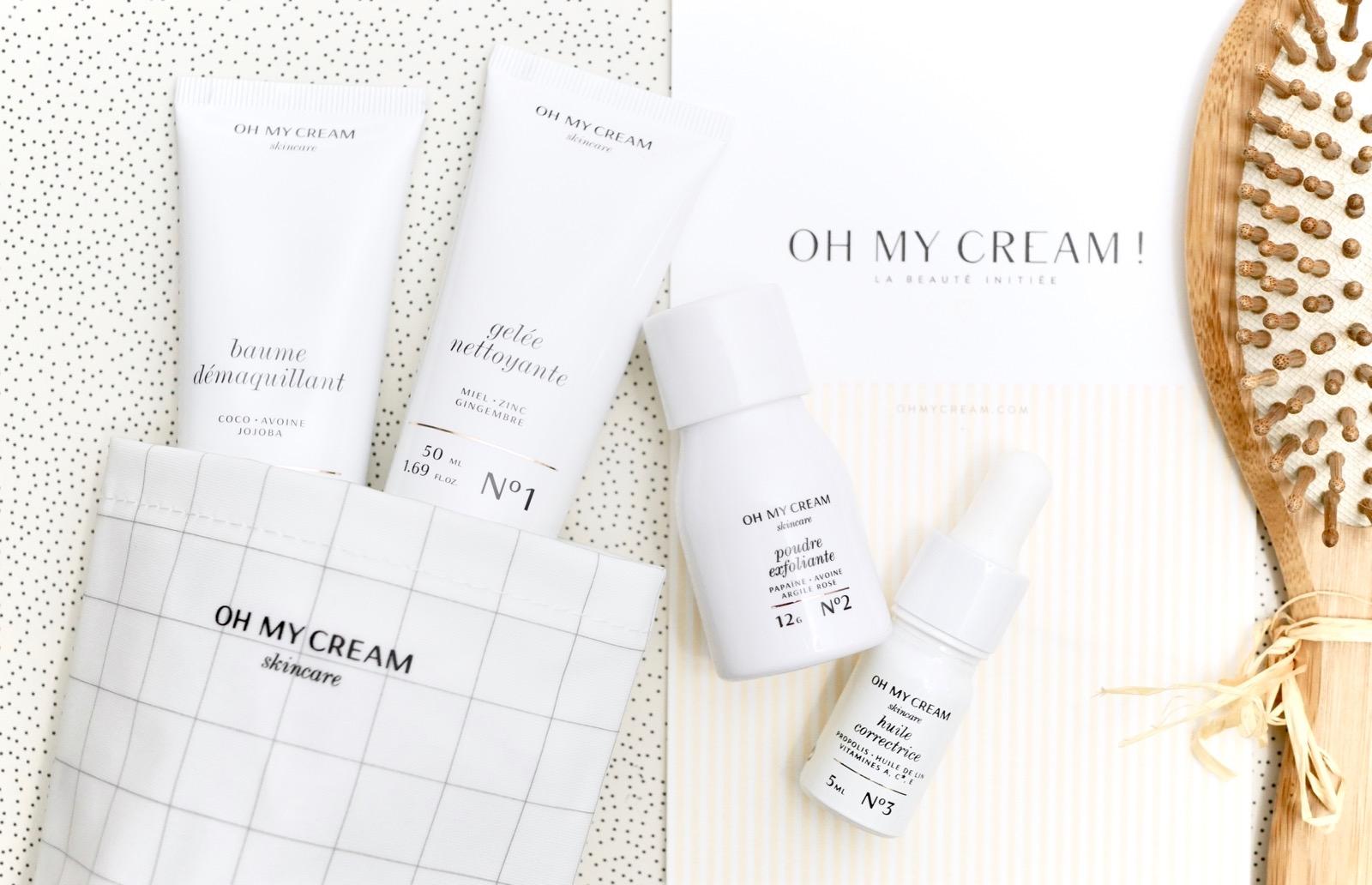 Oh My Cream Skin Care Contenu