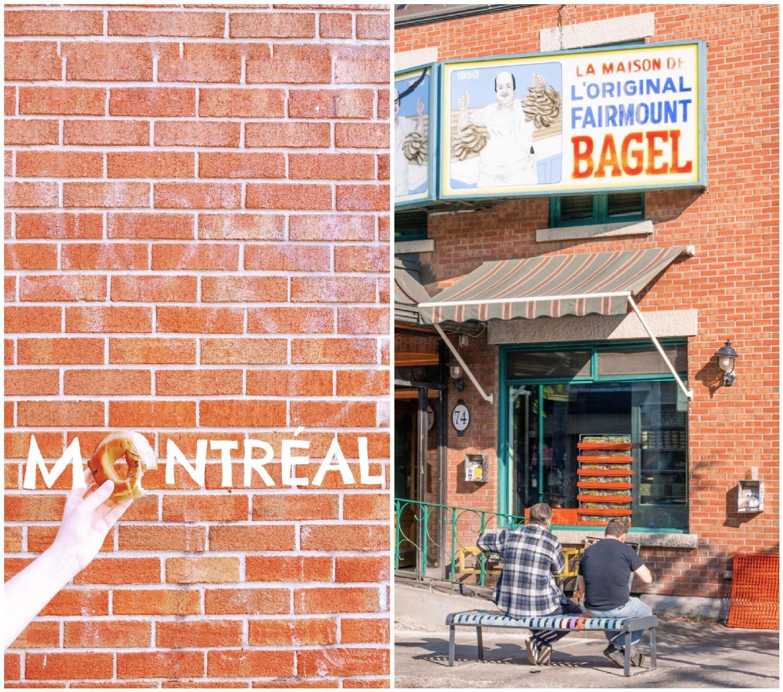 Bagels Fairmount, Montréal