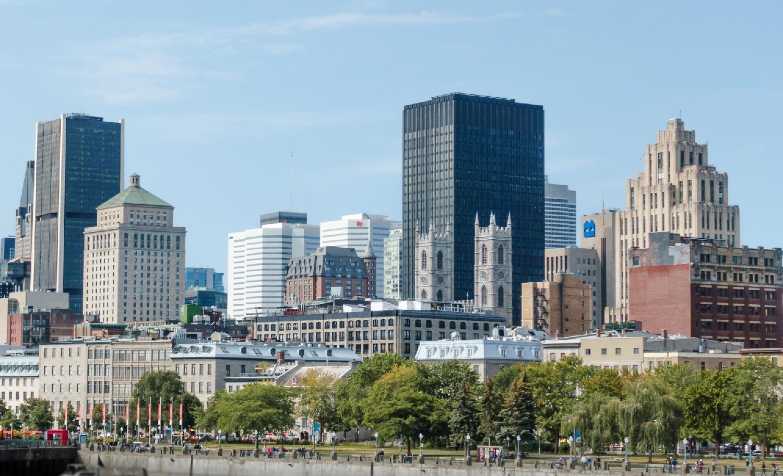 Promenade du Vieux Port de Montréal