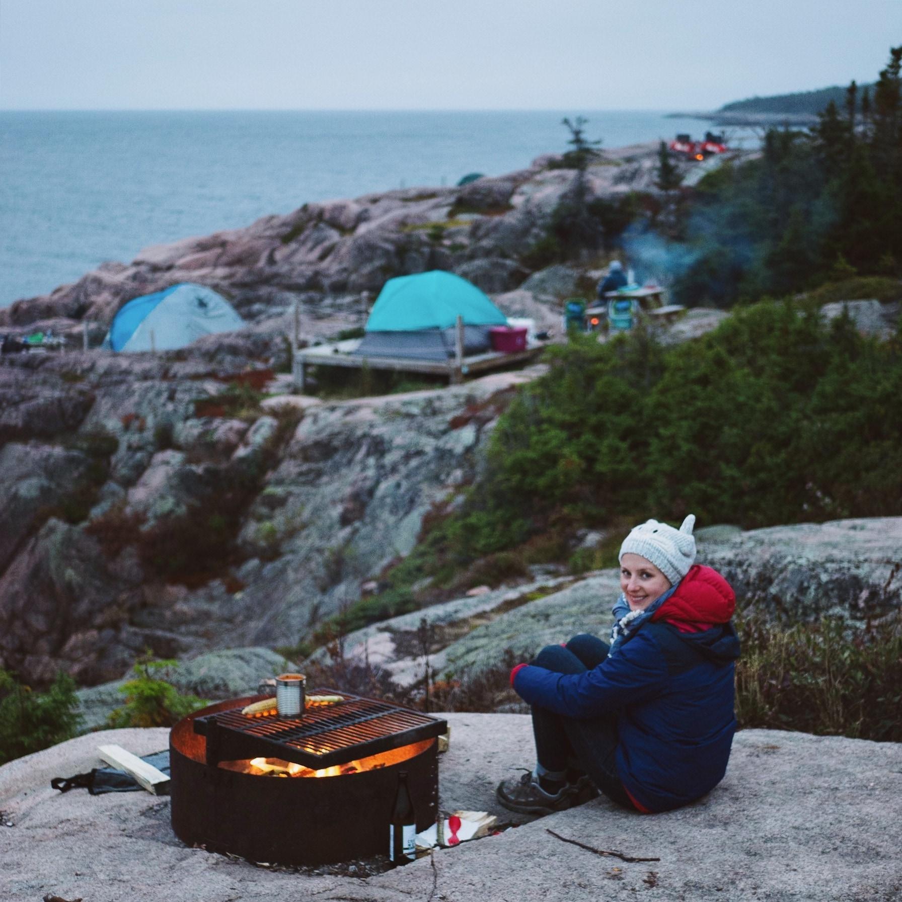 camping mer et monde Québec
