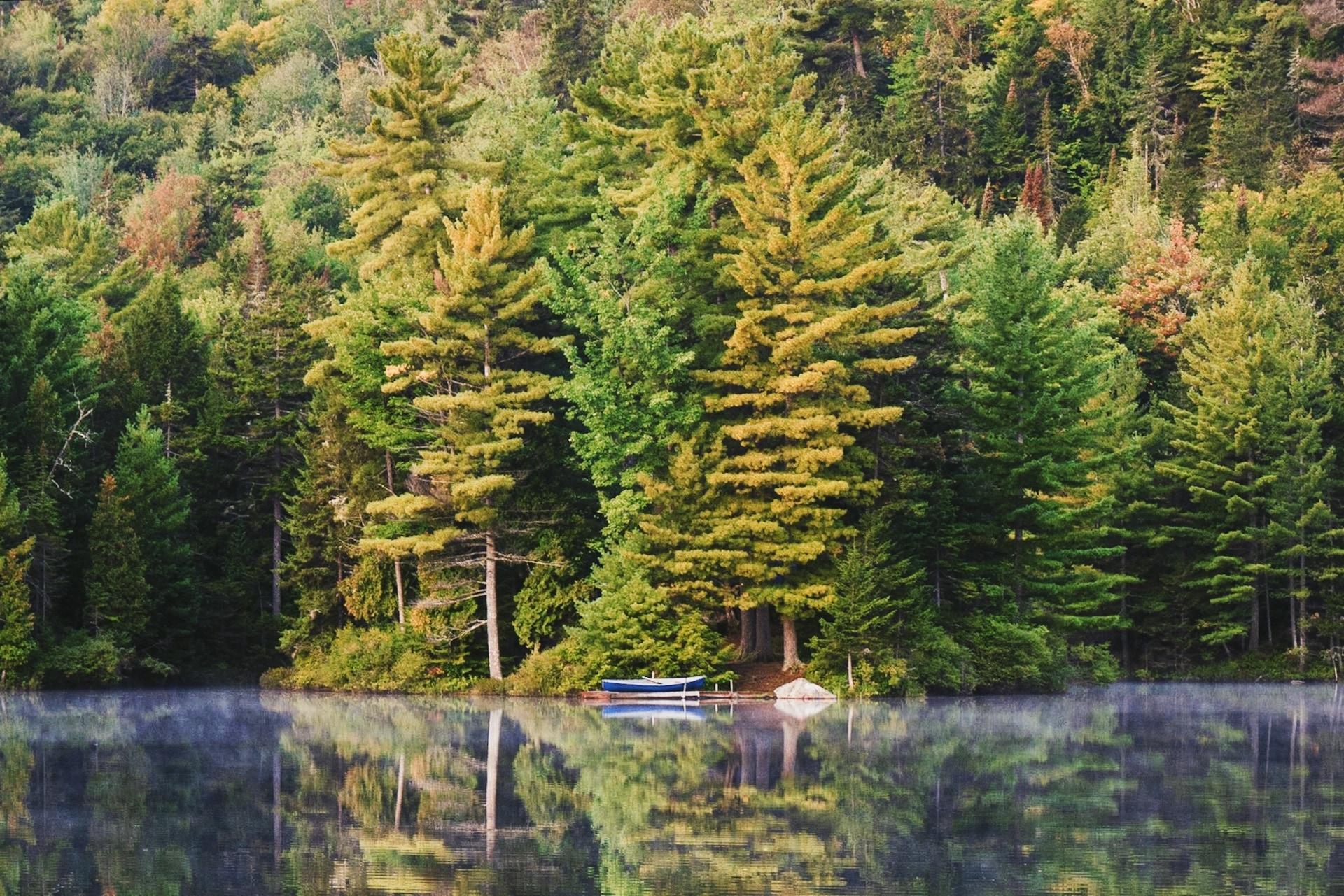 lac castor Quebec