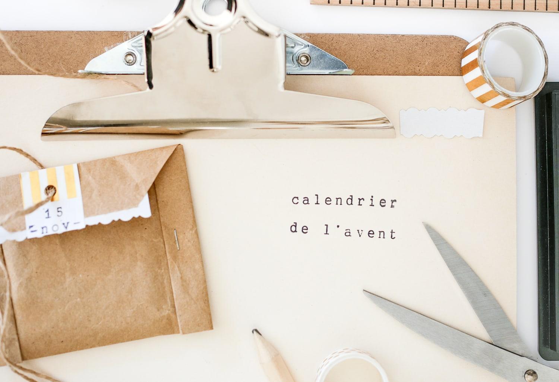 Calendrier De L Avent Rigolo.Un Calendrier De L Avent Original Quasiment Zero Dechet Et